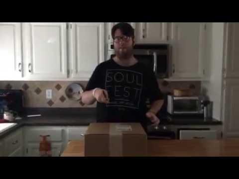The Unleashd    Alubm unboxing video