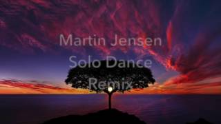 Martin Jensen- Solo Dance(speed up)