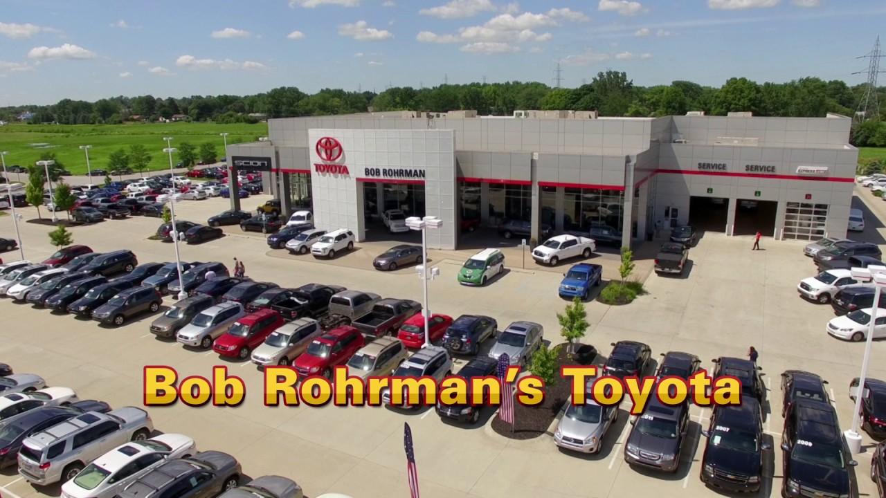 Bob Rohrman Toyota November 2016