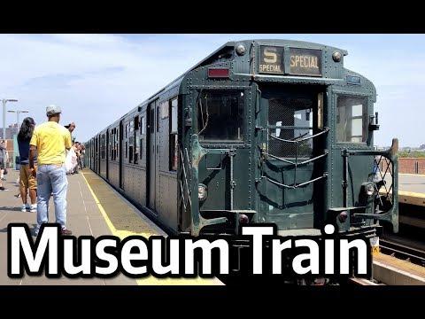 ⁴ᴷ R1-9 / BMT Standard Museum Nostalgia Trip to Coney Island