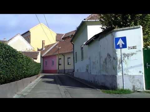 Hungary: Vác Old Town
