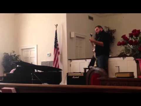 """""""Peace in the valley"""" Bill Anderson & Chuck Hamilton"""