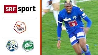 Fc Luzern   Fc St. Gallen 3:0   Highlights   Super League 2018/19   Runde 24
