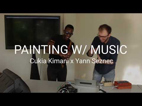 PAINTING W/ MUSIC (Performance Teaser)