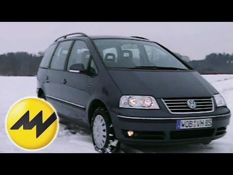 VW Sharan 1.9 TDI: Papis Liebling im Motorvision-Test