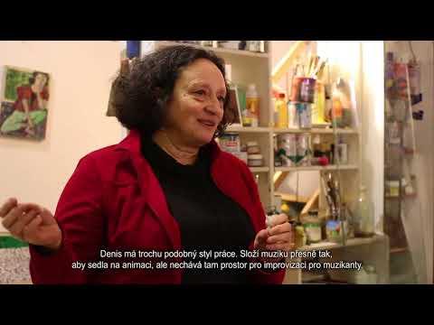 Přes hranici / The Crossing / La Traverseé | Florence Miailhe v Praze