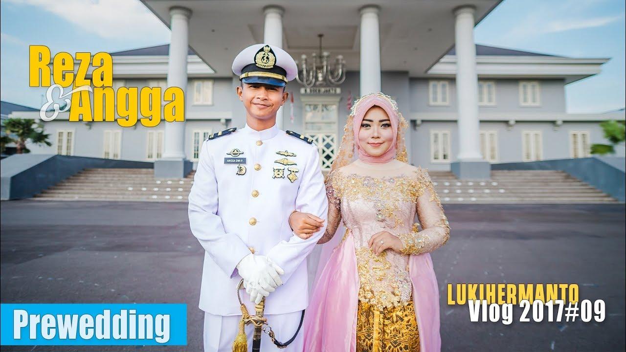 Reza N Angga Foto Prewedding Tentara Tni Al Di Aal Surabaya