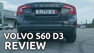 Volvo S60 D3 2012 Review POV Acceleration (2017)