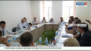 """В Чебоксарах обсуждают вопросы реализации федерального проекта """"Спорт – норма жизни"""""""