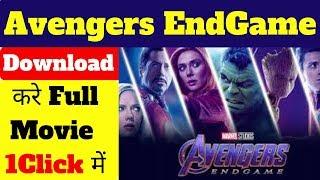 Gambar cover Avengers EndGame   How To Download Avengers EndGame Full Movie 2019 In Hindi