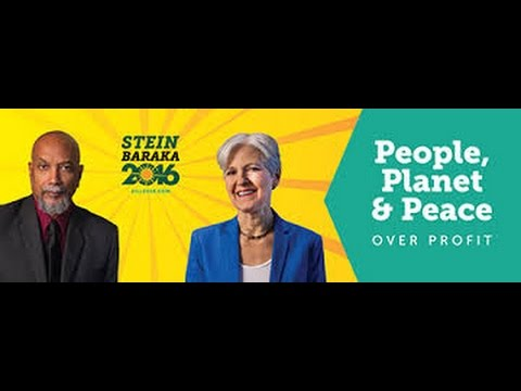 GREEN PARTY: UPCOMING JILL & AJAMU TV FORUMS