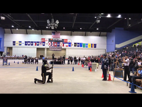 Sam Gozo World Drill Competition May 6, 2017