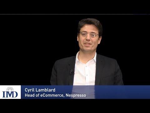 Cyril Lamblard & Mike Wade discussion on Digital Transformation - IMD Lausanne 2017