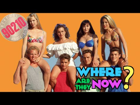 What happened to the cast of Beverly Hills 90210