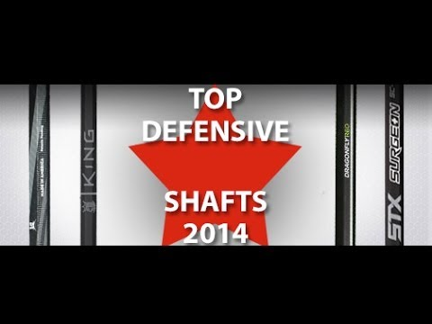 Lax.com's Top Defensive Shafts For 2014 | Lax.com Product Video