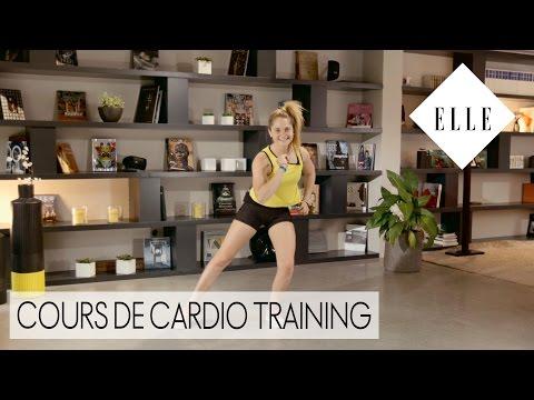 30 minutes de Cardio Training┃ELLE Fitness