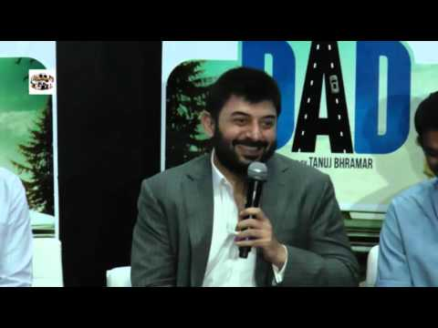 Actor Arvind Swamy Song Launch Of His Film Dear Dad