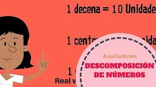 Aprendamos a descomponer números/Unidades, Decenas y Centenas/Matemáticas 3º Primaria (8 año... thumbnail