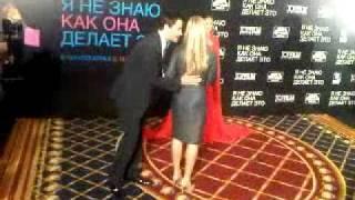 Кинологистика-блог. Сара Джессика Паркер в Москве.