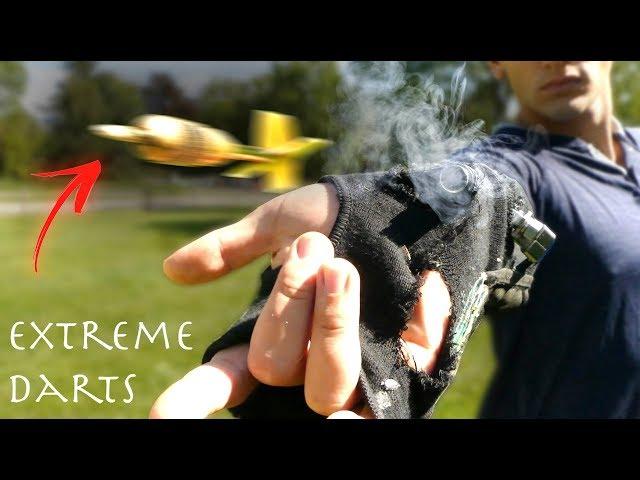 DIY Wrist CO2 Dart Gun! - Extreme Darts and Trick Shots!!! (Cheap Simple  Build) - YoutubeDownload pro