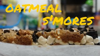 Oatmeal S'mores | The Weekend Sugar