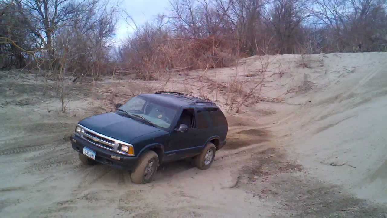 1996 chevy blazer off road youtube 1996 chevy blazer off road youtube