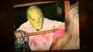 Haunted Hay Ride - Fairview Tree Farm Shelton CT