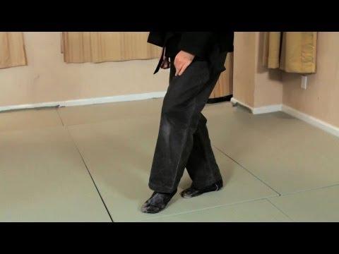 How to Walk Silently   Ninjutsu Lessons