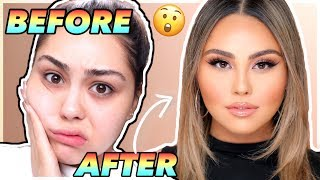 HOW TO: Bronze, Contour & Highlight using my SIGMA x ROXETTE Roxstar Favorites Brush Set!💓