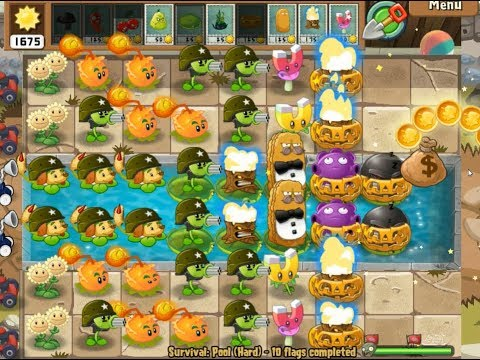 Plants Vs Zombies 2 Mod Made by PAK in China - Remake 2