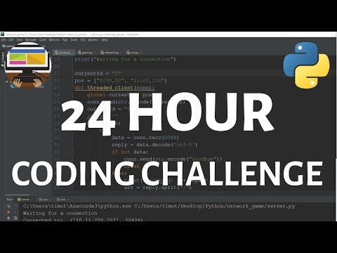 24 Hour Coding Livestream - Creating an Online Chess Game Wi