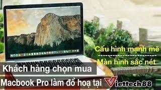 Macbook Pro 15 inch MGXC2 - Macbook làm đồ họa chuyên nghiệp