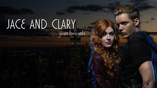 Clary and Jace♥ Just Breath (2x14)