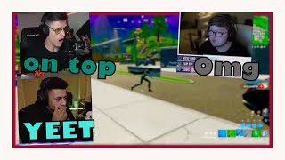 Myth Pooped On - Fortnite Funny Fails and WTF moments