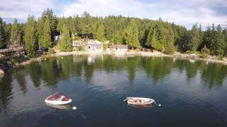 8823 Redrooffs Road, Halfmoon Bay BC. Waterfront for Sale