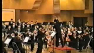 An-lun Huang: Violin Concerto in B major, the 1st movement