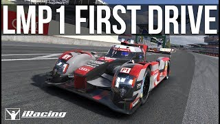 iRacing - FIRST Drive In The New LMP1s