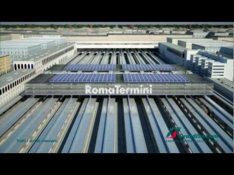 Lindustria stazione roma termini nuovo parcheggio for Affitto ufficio roma stazione termini