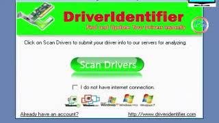 كيفية تحميل جميع الدريفرات والتعريفات للحاسوب ب*driveridentifier* حصريا 2018