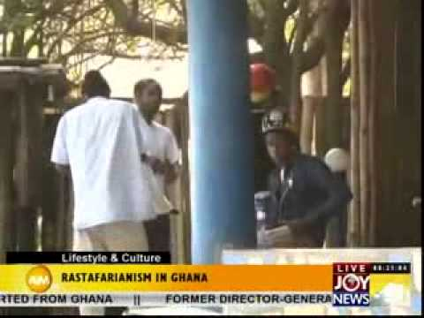 RASTAFARIANISM IN GHANA-LIFESTYLE & CULTURE ON JOYNEWS (23-1-14)