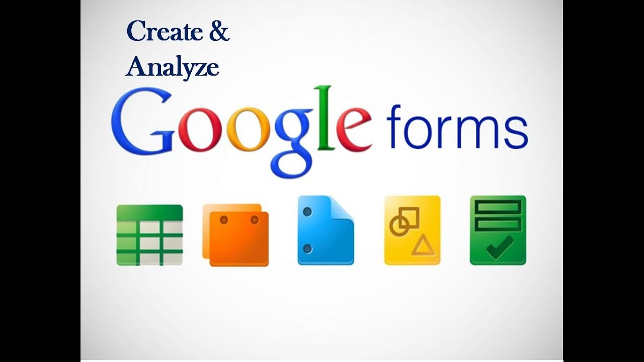 how to create google forms doc xcl ppt etc youtube