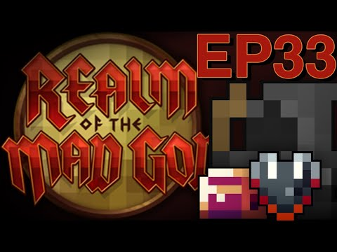 Archer Progress, Knight Gameplay #ROTMG #PPE Ep.33