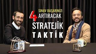 Sınav Başarınızı Yükseltecek 4 Psikolojik Taktik | Psikolog Dr. Mehmet Şakiroğlu