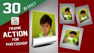 #Photoshop action free download By Ridham creation