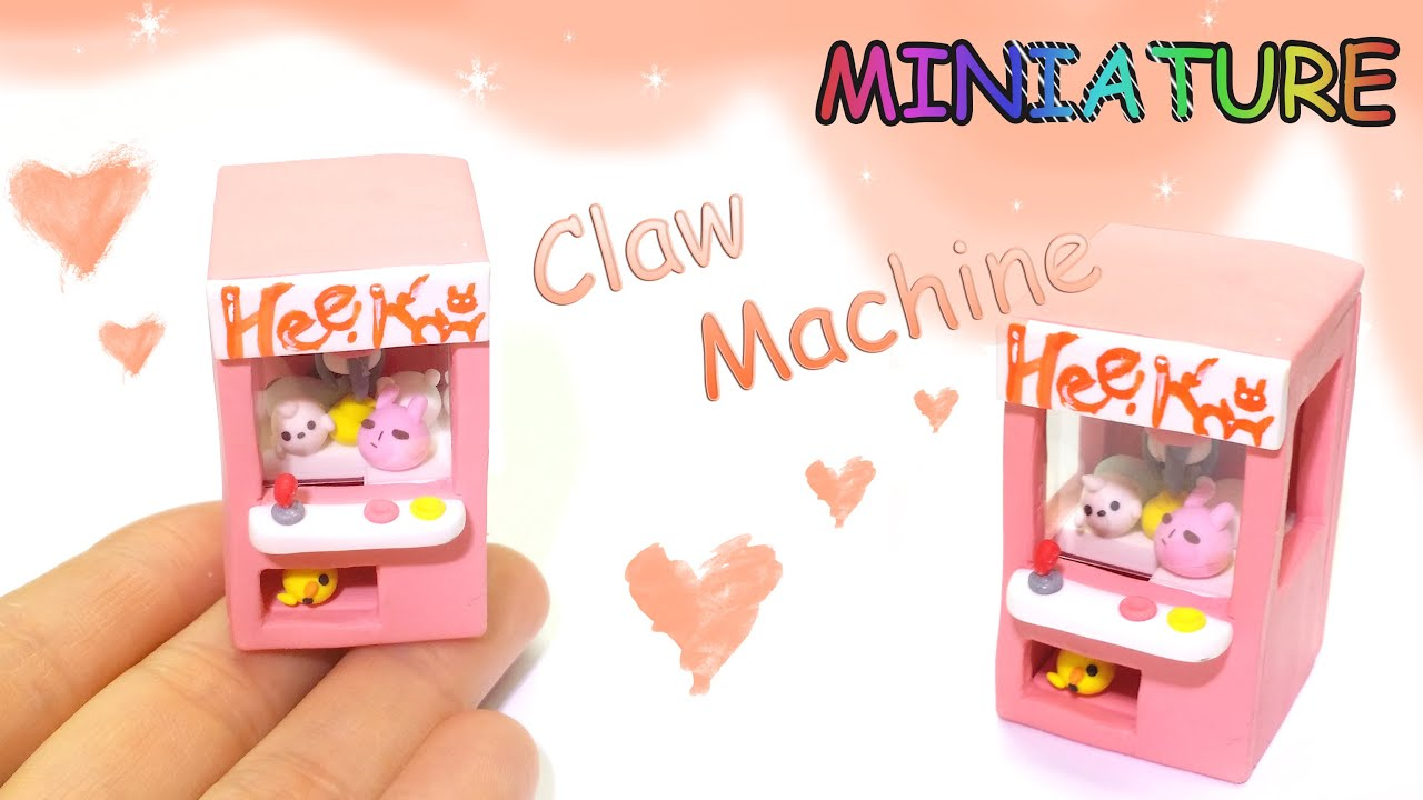 how to make a paper claw machine