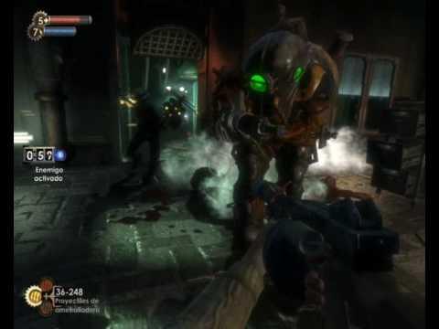 Bioshock Pc Gameplay Youtube