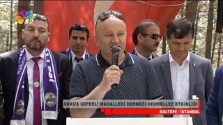 AKKUŞ SEFERLİ MAHALLESİ DERNEĞİ HIDIRELLEZ ETKİNLİĞİ - 2017
