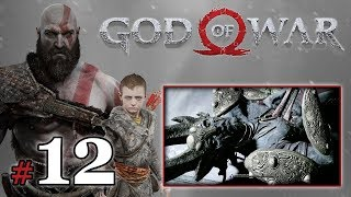 """GOD OF WAR [PS4] (18+) #12 - """"Popełniliśmy błąd?"""""""
