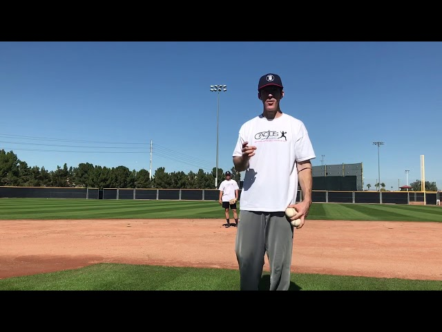 Second Base Double Play Progression Drill