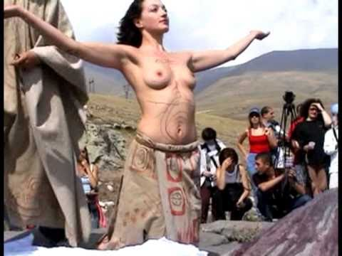 Stars \u0026 Stones: Fertility Ritual Performed In Armenia (This Is Art) - Artist Ashot Avagyan
